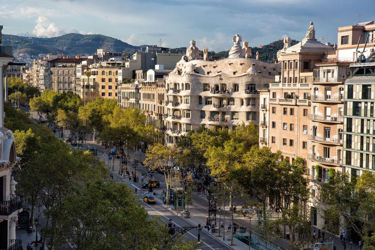 Passeig-de-Gracia.jpg.optimal ▷ Dónde alojarse en Barcelona: los mejores hoteles y barrios para su presupuesto