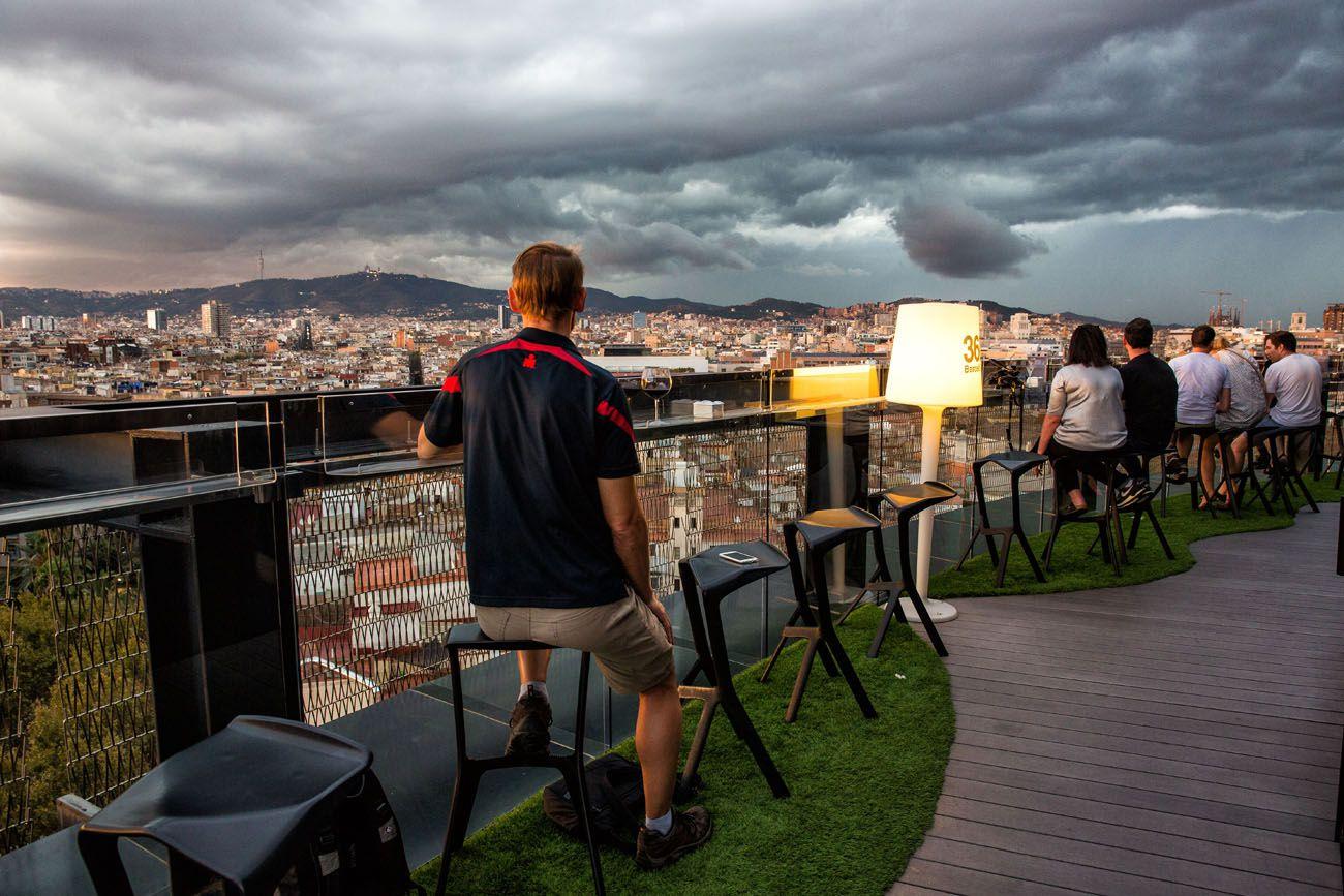 Rooftop Bar Barcelona