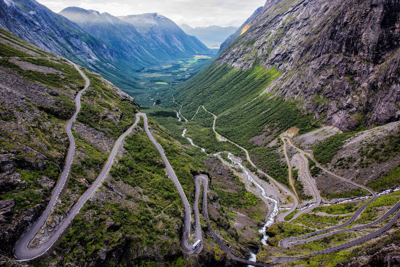 Trollstigen 10 days in Norway