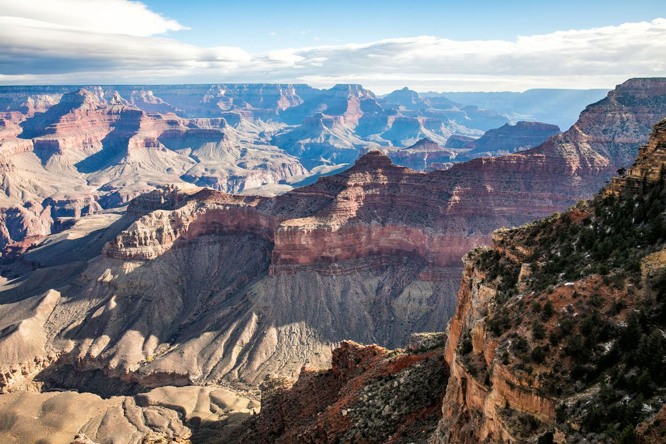 Yavapai-Point.jpg.optimal ▷ Las mejores cosas que hacer en el borde sur del Gran Cañón
