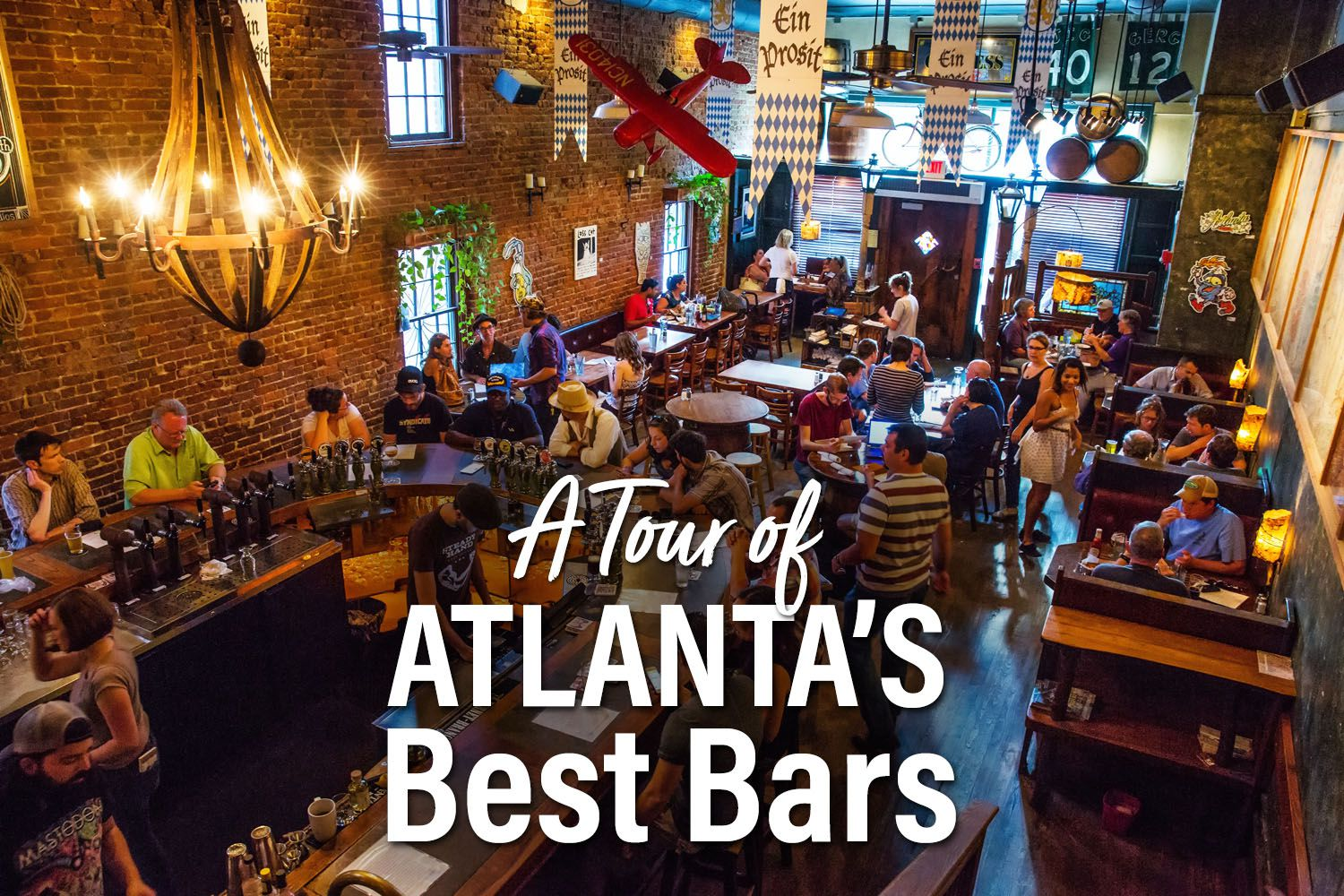 Atlanta's Best Bars