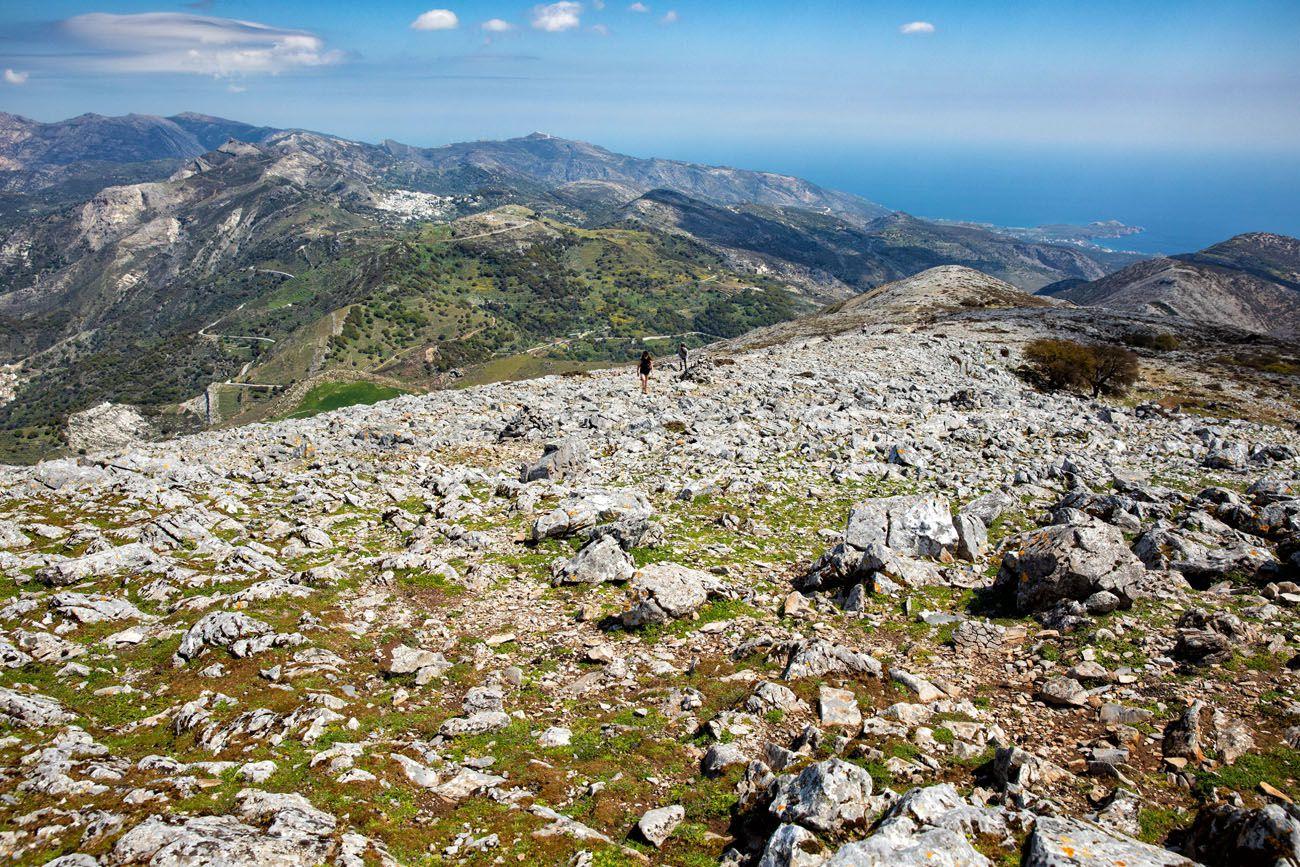 Best Naxos Hike