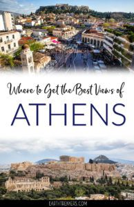 Best Views Athens and Acropolis