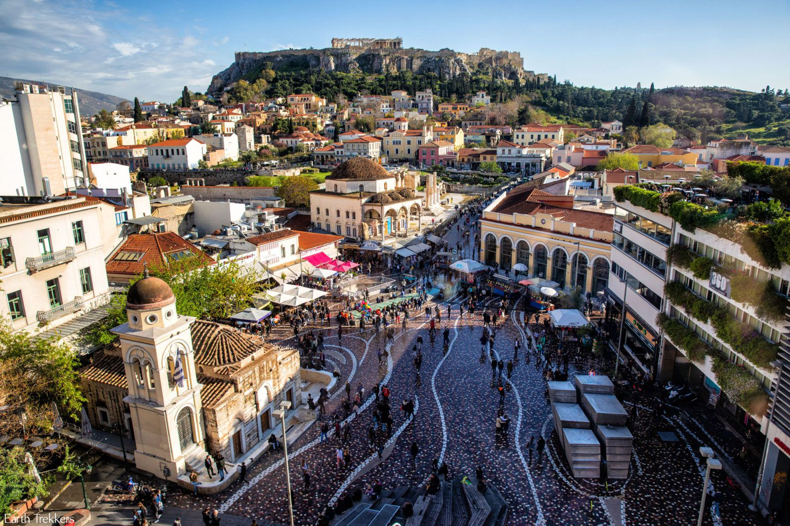 Best Views of the Acropolis