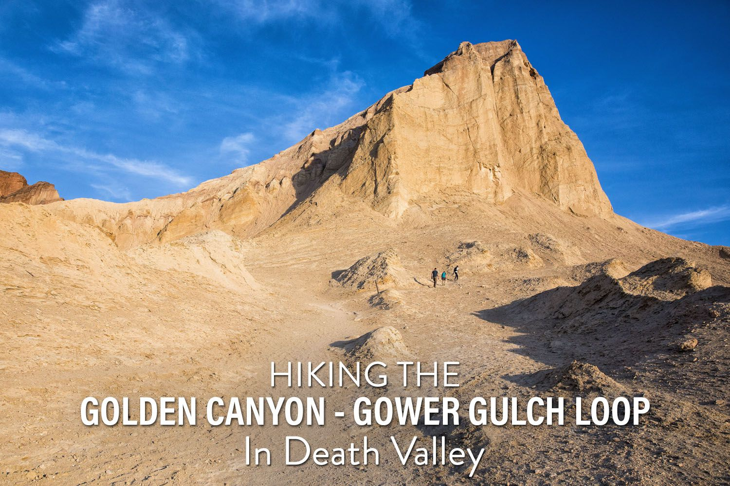 Gower Gulch Hike