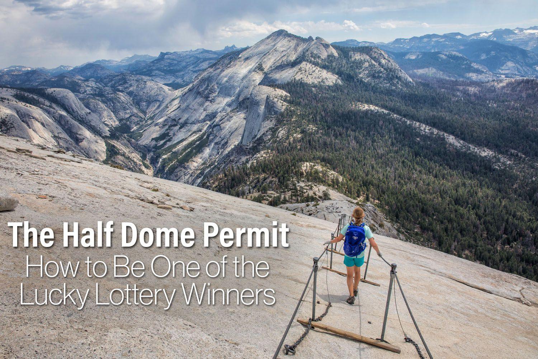 Half Dome Permit