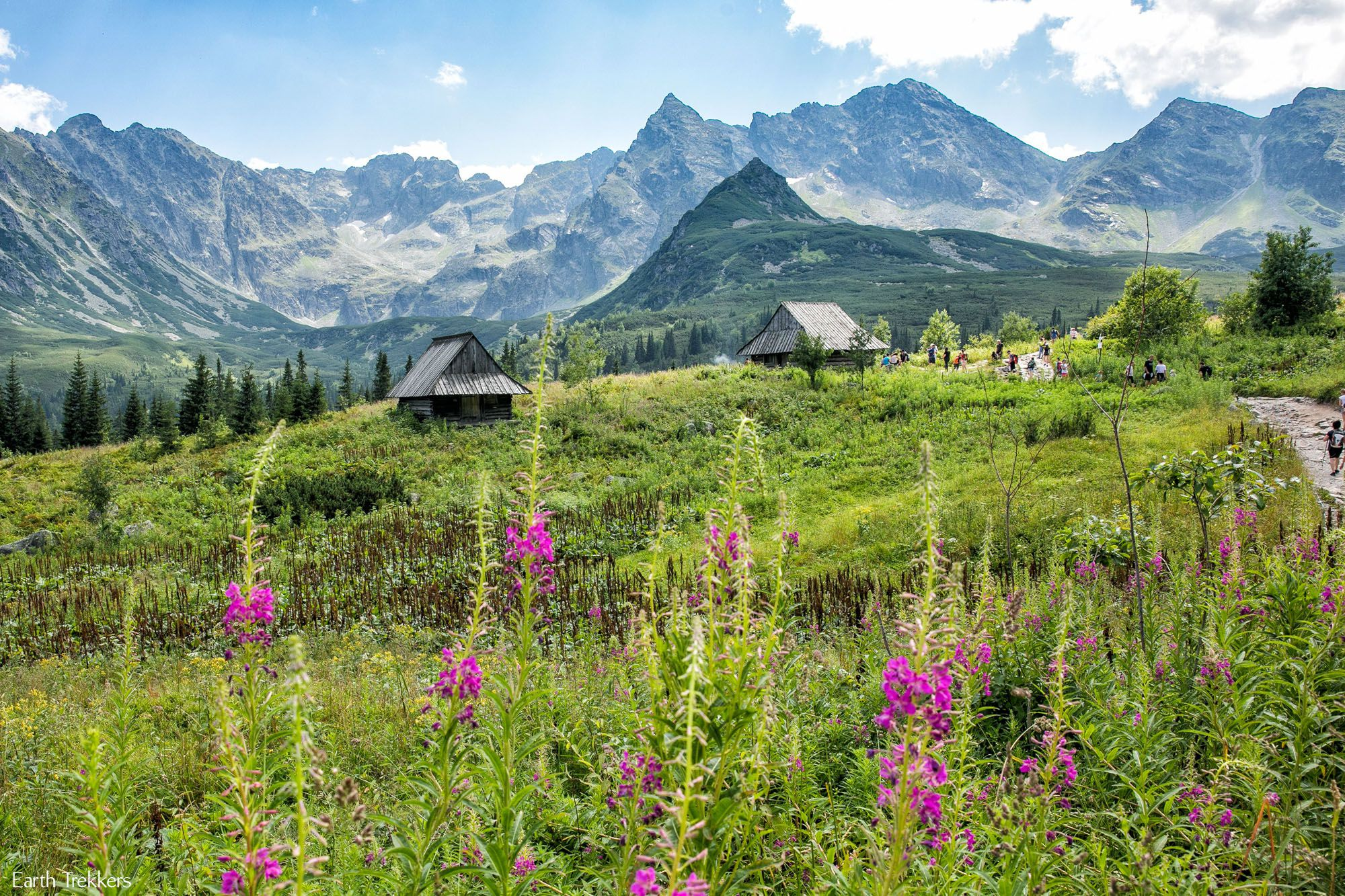 Hike the Tatras