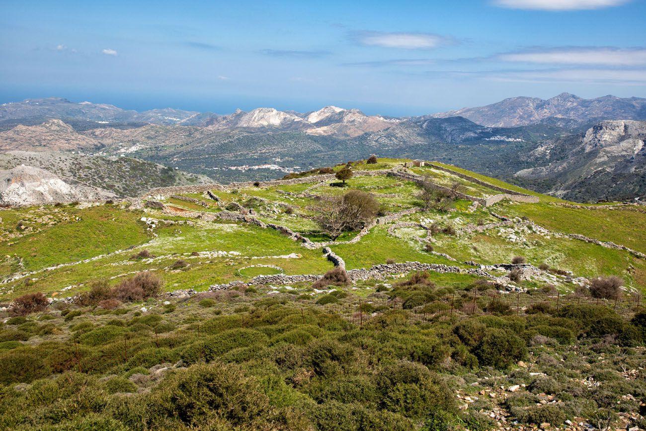 Hiking Naxos