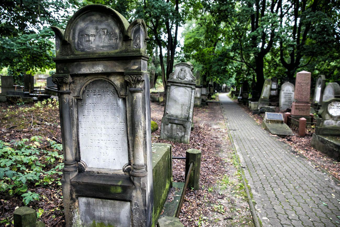Jewish-Cemetery.jpg.optimal ▷ 2 días en Varsovia: el itinerario perfecto para tu primera visita