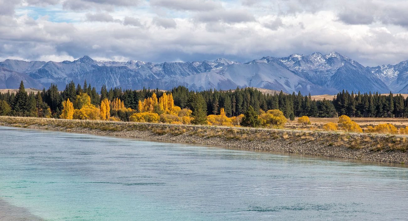 Lake Tekapo New Zealand itinerary