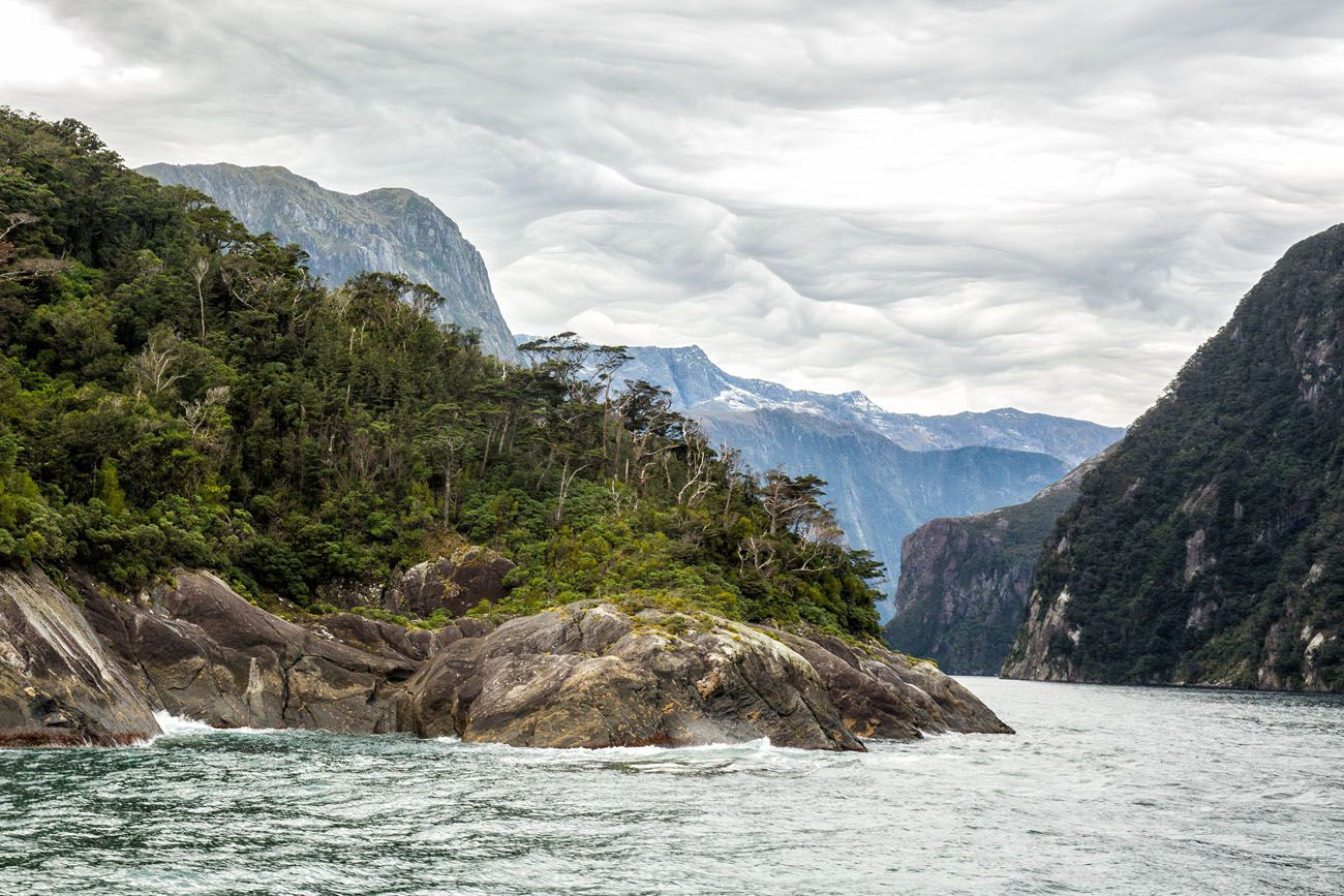 Milford Sound in April