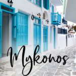 Mykonos Greece Travel Guide