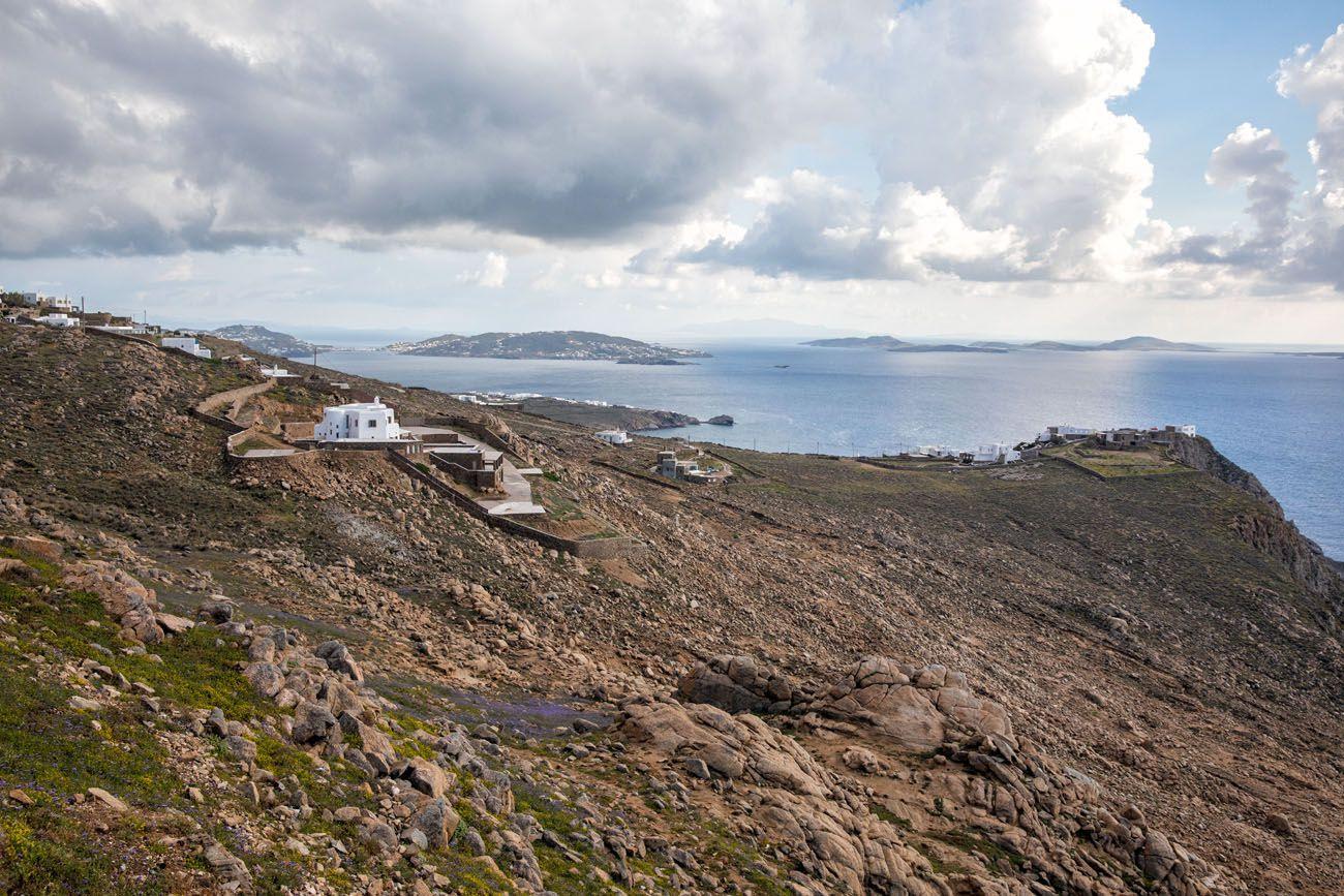 Mykonos Lighthouse View
