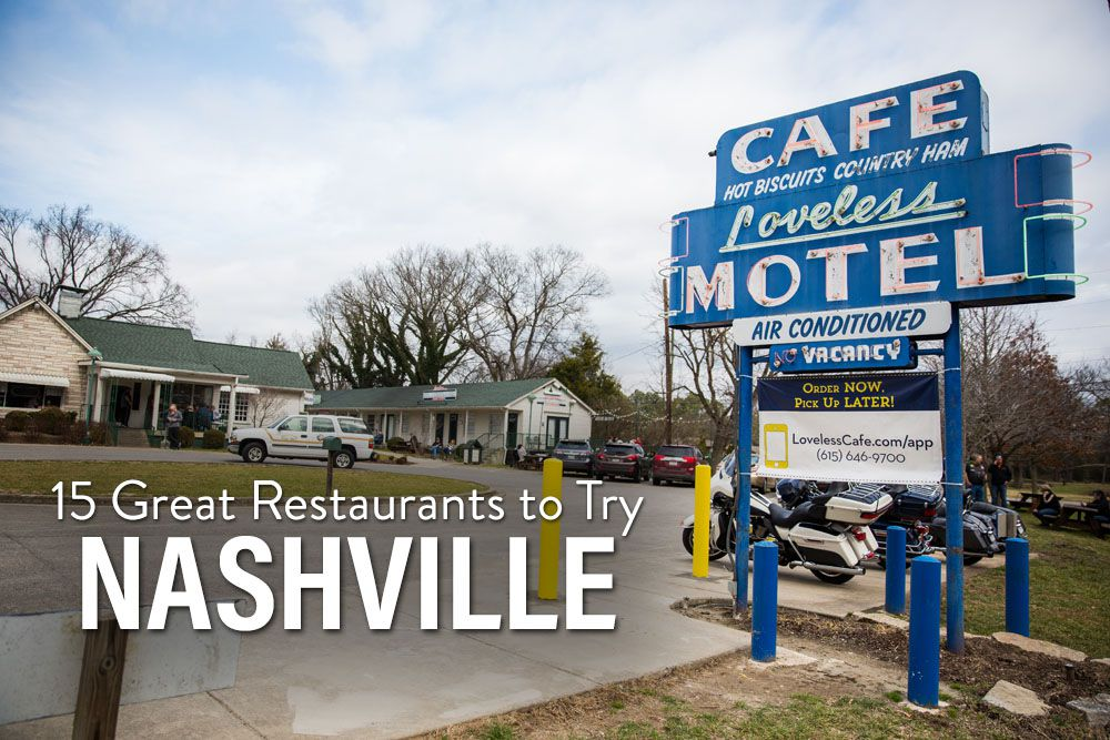 Best Nashville Restaurants