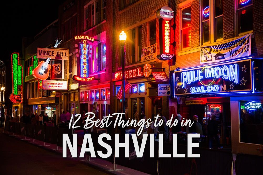 Best Things to do in Nashville