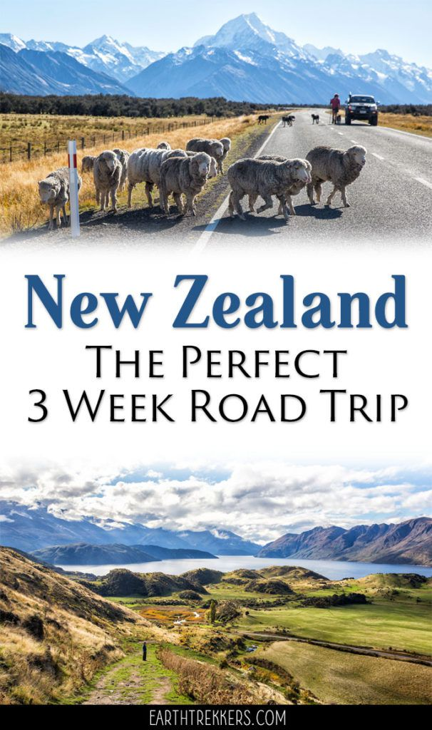 New Zealand Itinerary and Road Trip Guide