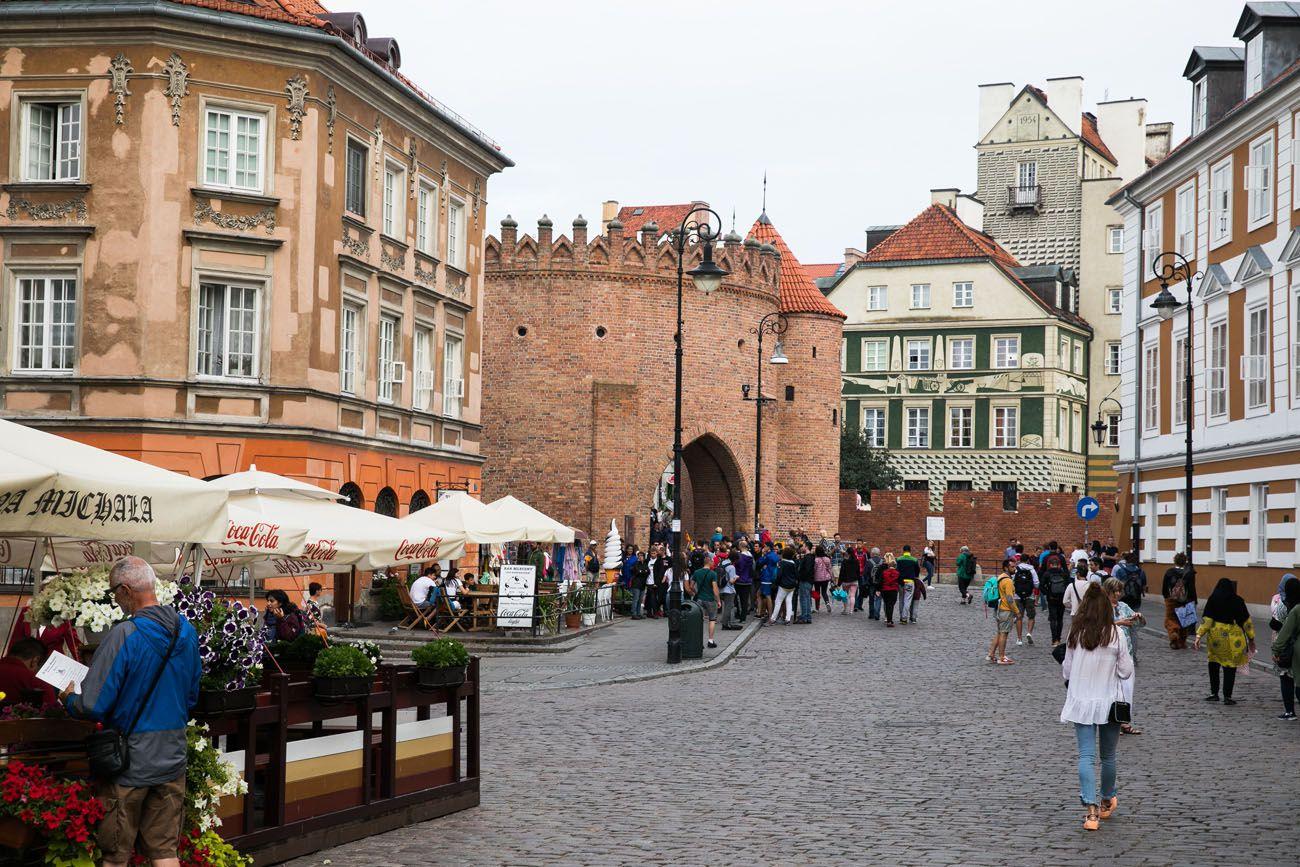 Old-Town-Warsaw.jpg.optimal ▷ 2 días en Varsovia: el itinerario perfecto para tu primera visita