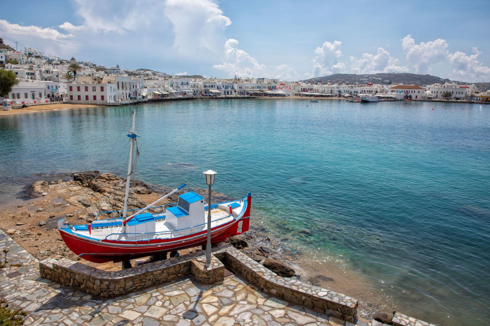 One Day in Mykonos