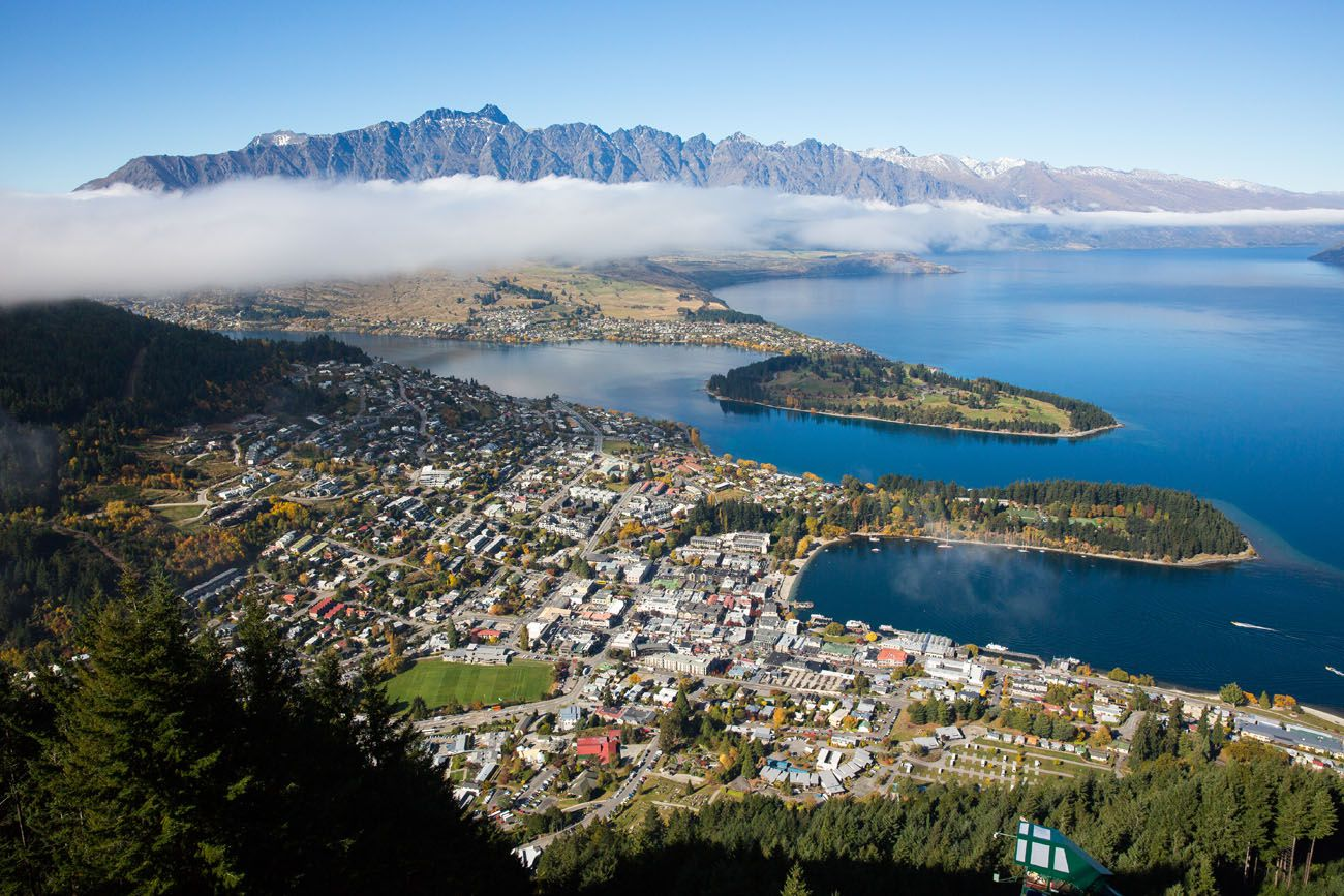 Queenstown New Zealand itinerary