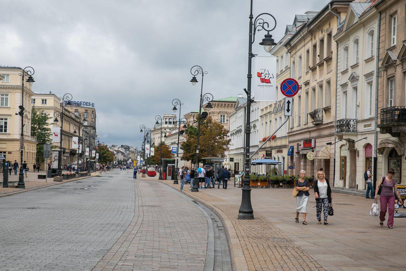 Royal-Way-Warsaw.jpg.optimal ▷ 2 días en Varsovia: el itinerario perfecto para tu primera visita