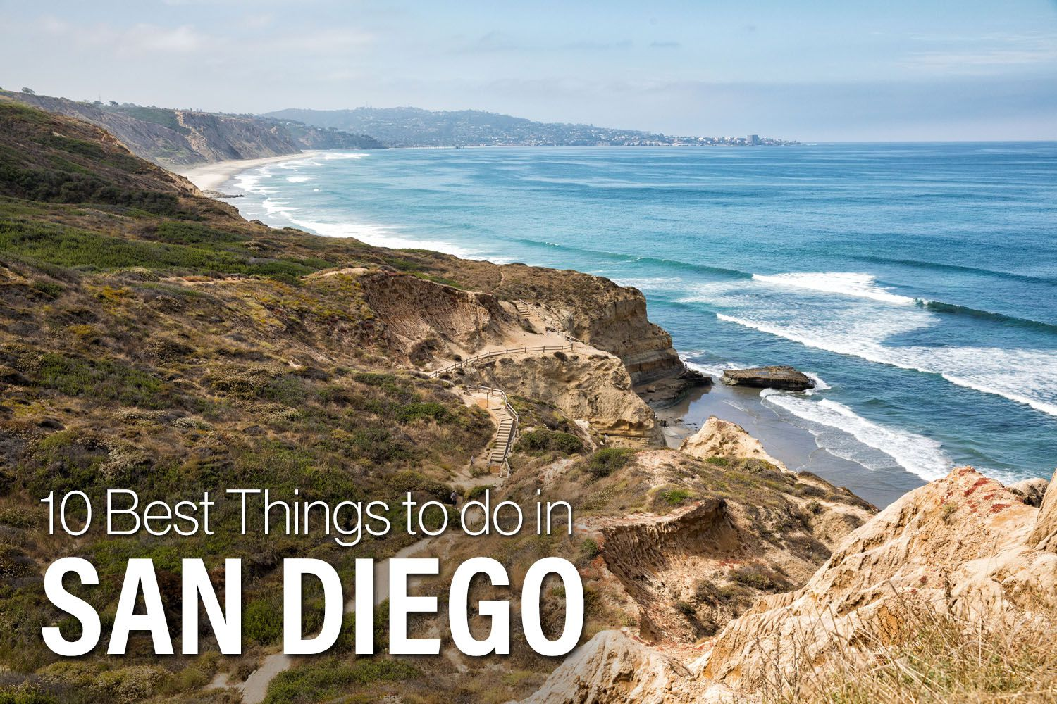 San Diego to do List