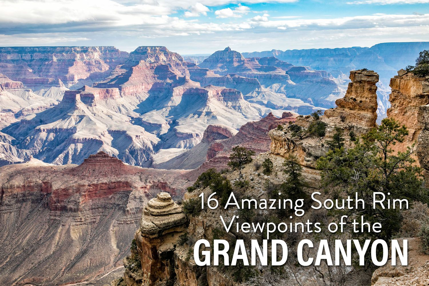 Grand Canyon Viewpoints