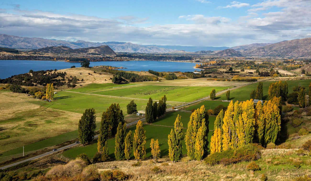 Wanaka New Zealand itinerary