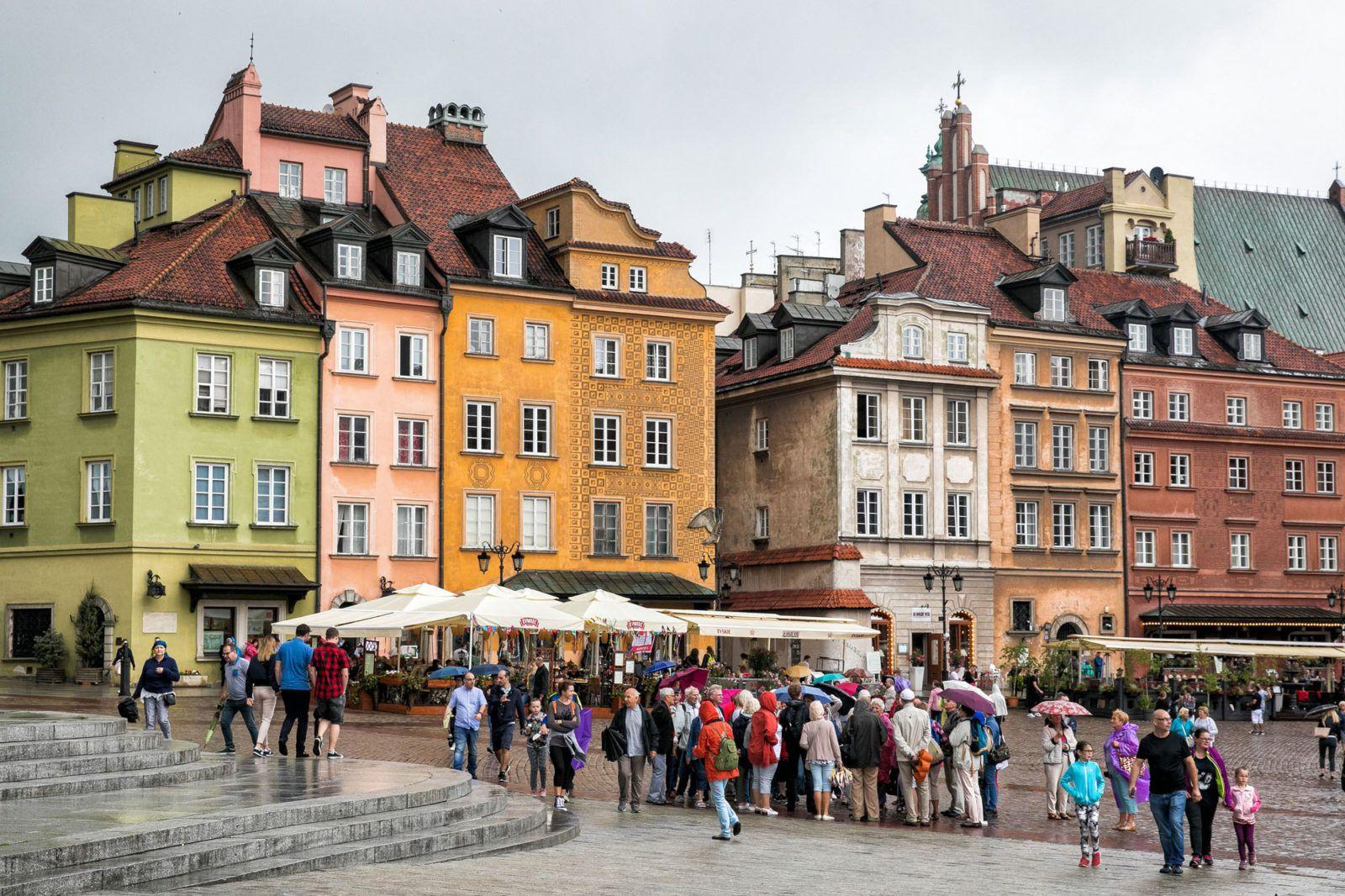 Warsaw Itinerary