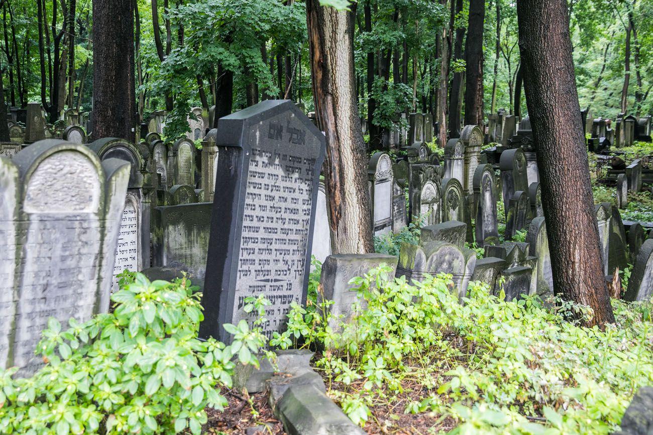 Warsaw-Jewish-Cemetery.jpg.optimal ▷ 2 días en Varsovia: el itinerario perfecto para tu primera visita