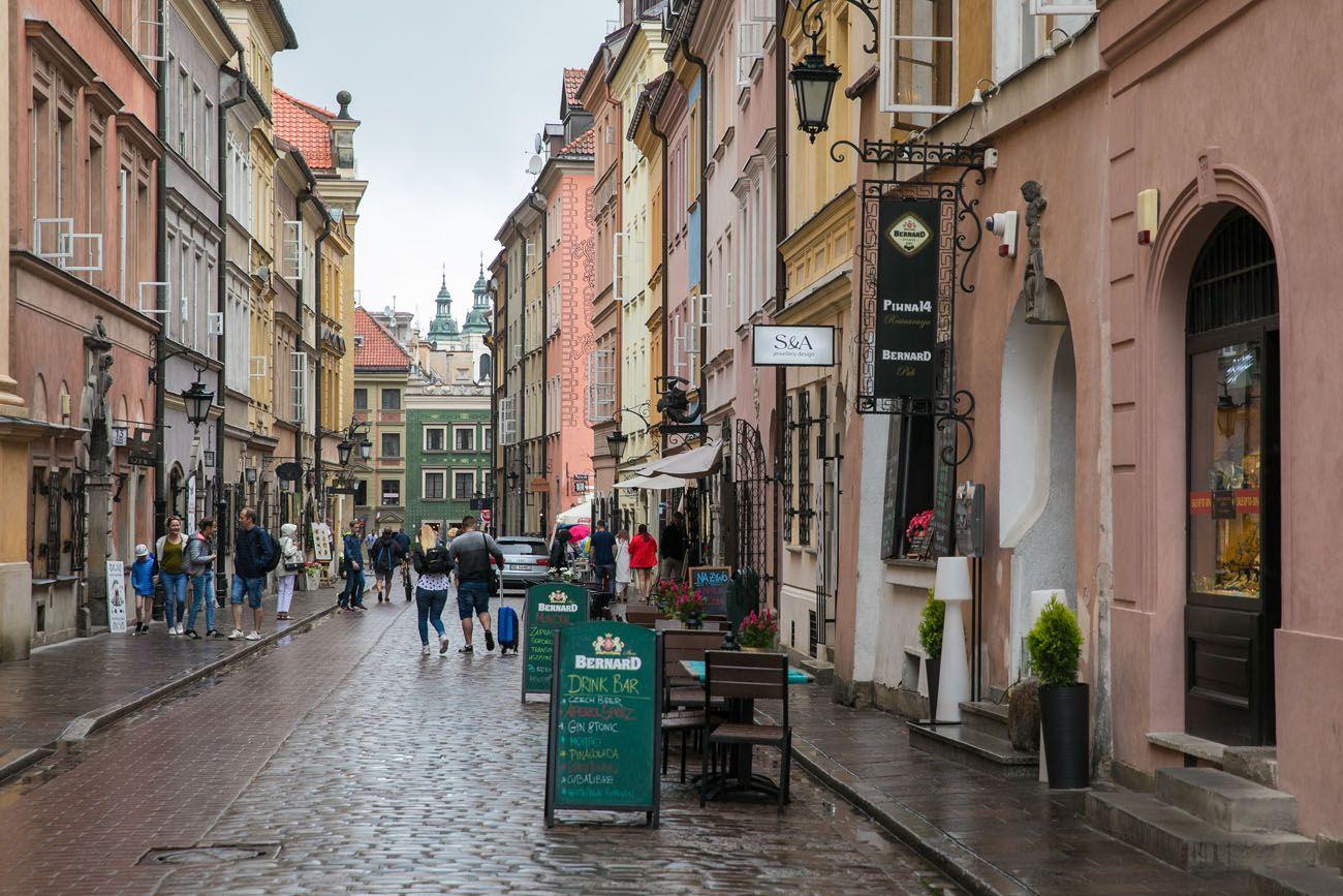 Warsaw-Old-Town.jpg.optimal ▷ 2 días en Varsovia: el itinerario perfecto para tu primera visita