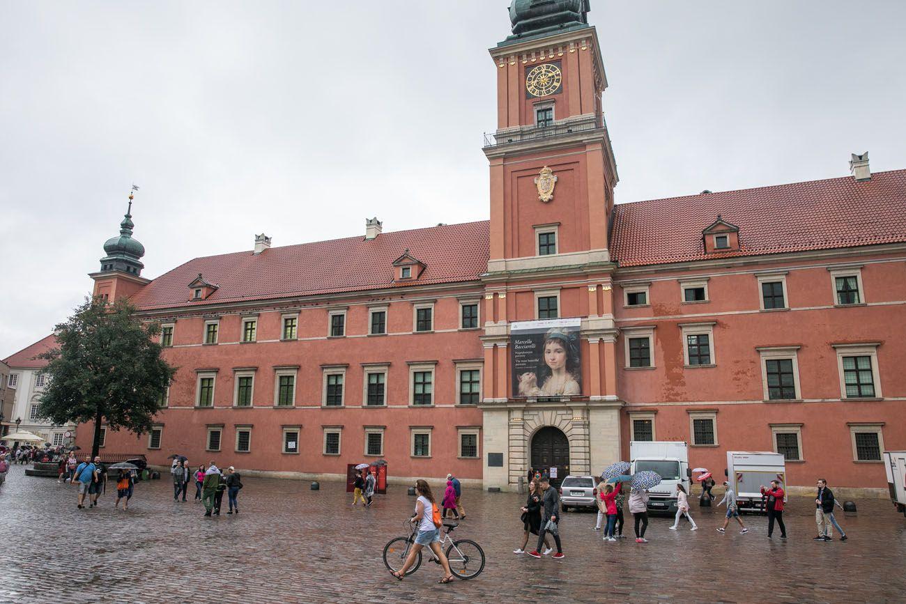 Warsaw-Palace.jpg.optimal ▷ 2 días en Varsovia: el itinerario perfecto para tu primera visita