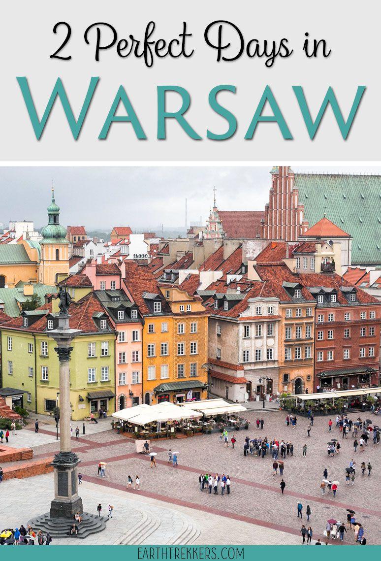 Warsaw-Poland-Itinerary.jpg.optimal ▷ 2 días en Varsovia: el itinerario perfecto para tu primera visita