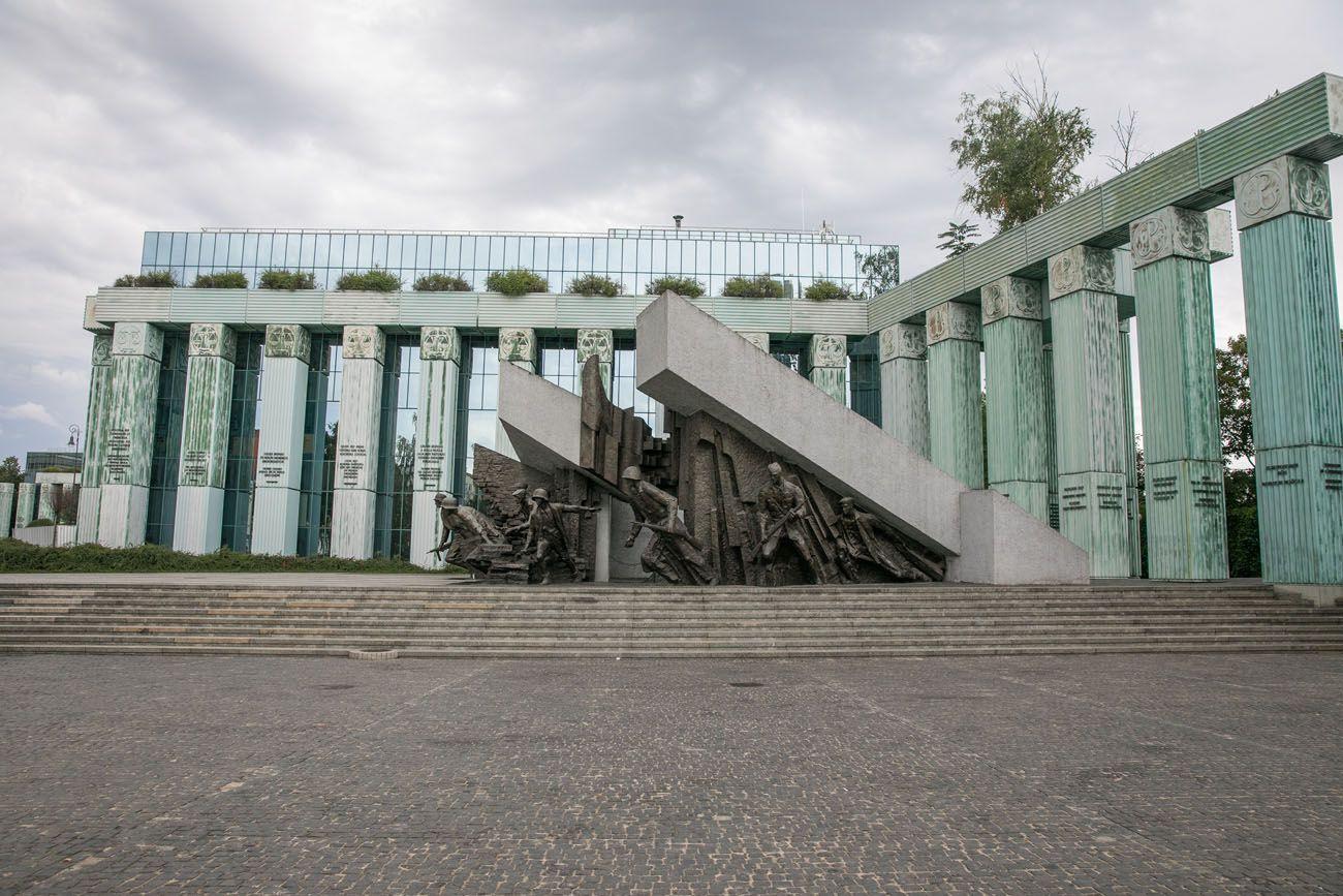 Warsaw-Uprising-Monument.jpg.optimal ▷ 2 días en Varsovia: el itinerario perfecto para tu primera visita
