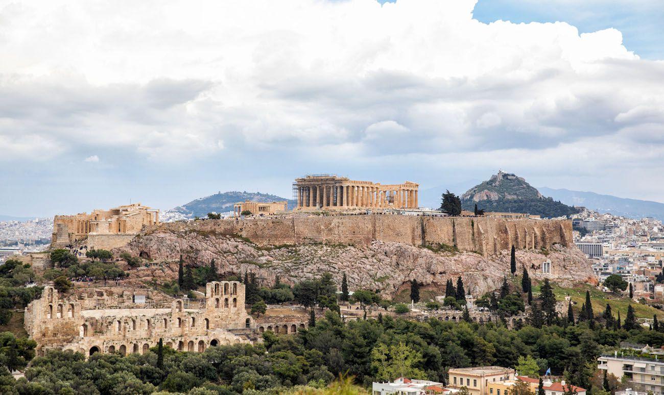 Acropolis-Athens.jpg.optimal ▷ Atenas Bucket List: 20 mejores cosas que hacer en Atenas, Grecia