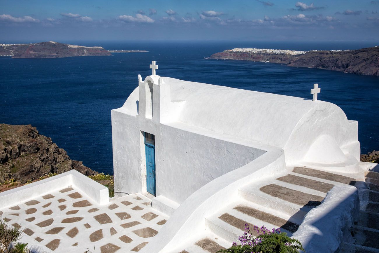 Agios Ioannis Church Santorini