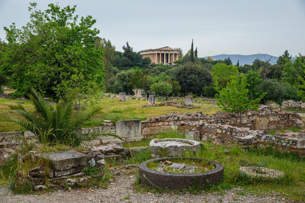 Ancient-Agora-Athens.jpg.optimal ▷ Atenas Bucket List: 20 mejores cosas que hacer en Atenas, Grecia