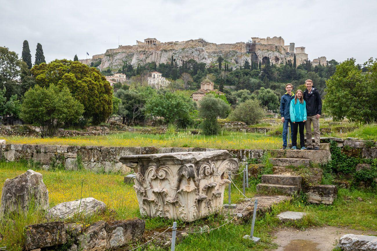 Ancient-Agora.jpg.optimal ▷ Atenas Bucket List: 20 mejores cosas que hacer en Atenas, Grecia