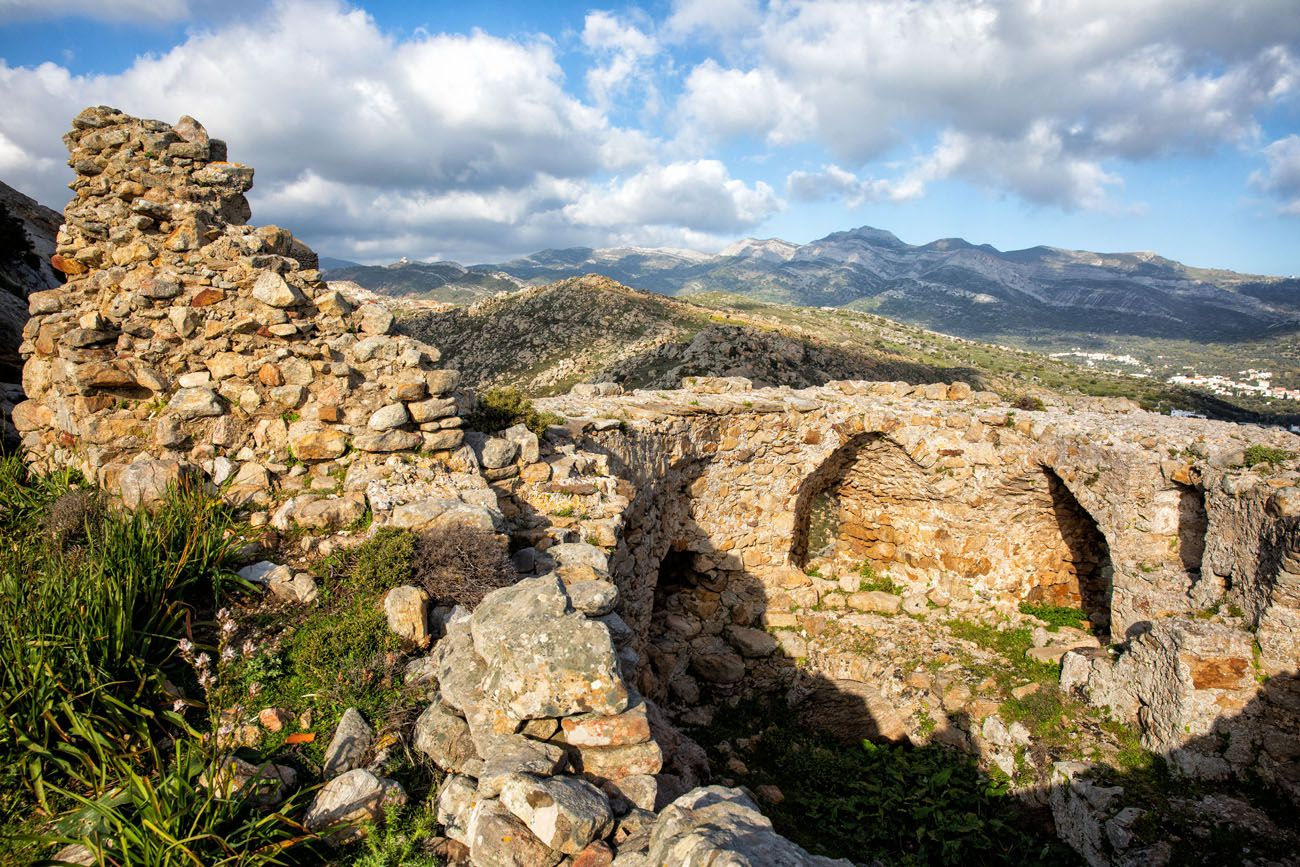 Apano Kastro Fortress