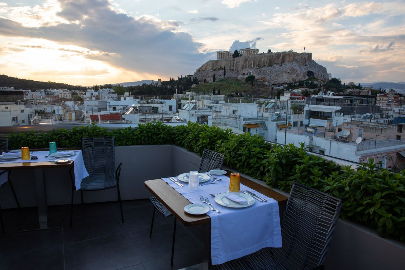 Athens Gate Restaurant