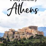 Athens Itinerary and Travel Guide