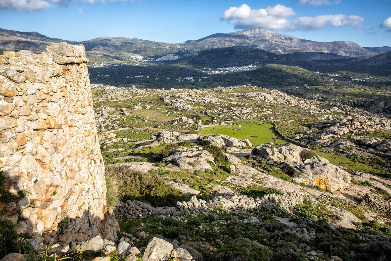 Best Hikes on Naxos