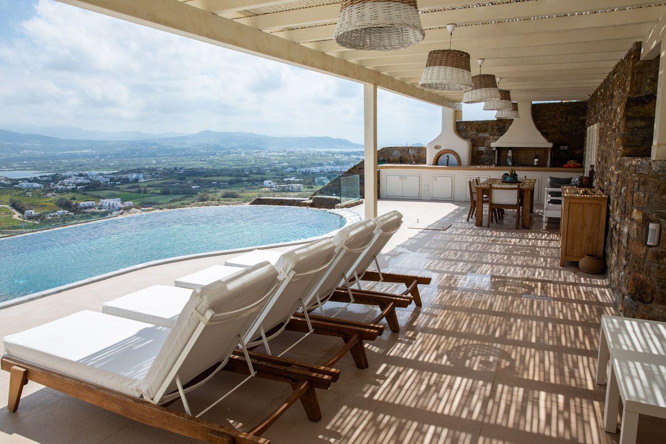 Best Hotel in Naxos