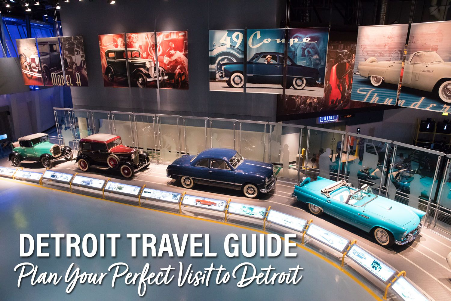 Detroit Travel Guide