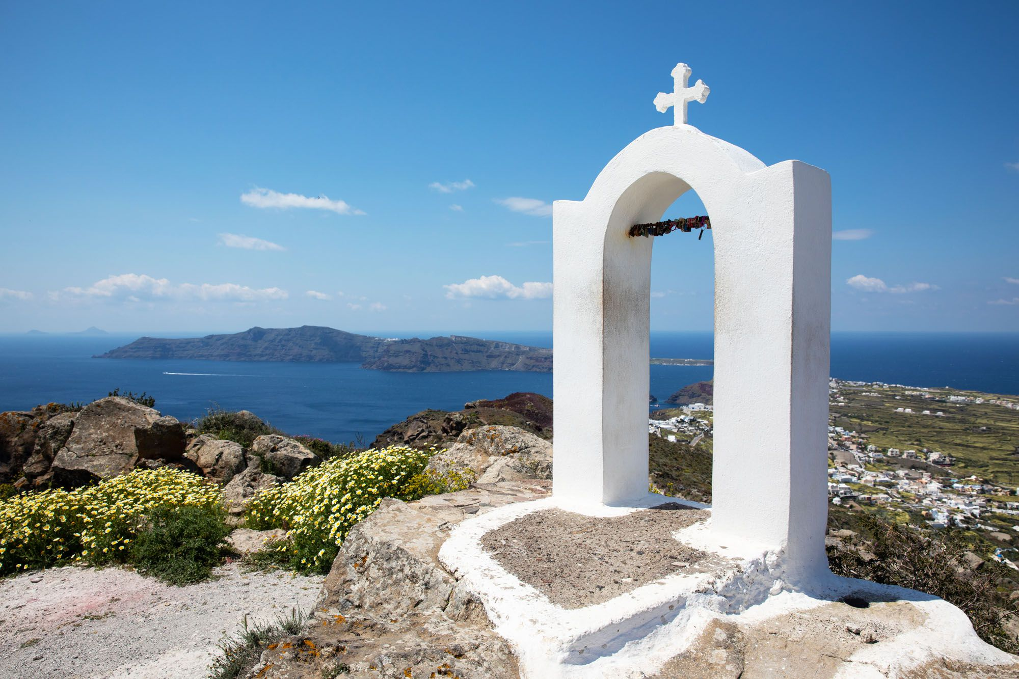 How to Hike Fira to Oia