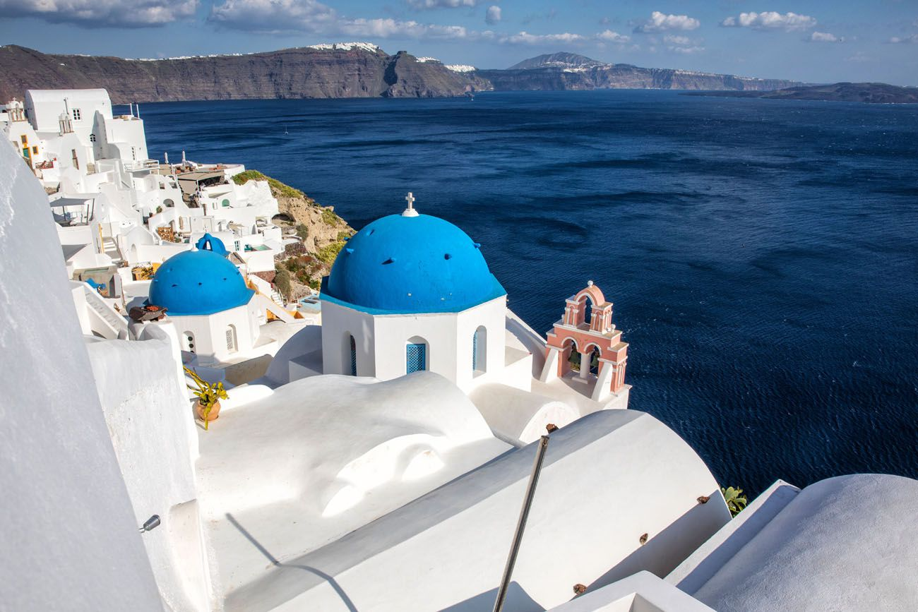 How to Visit Santorini