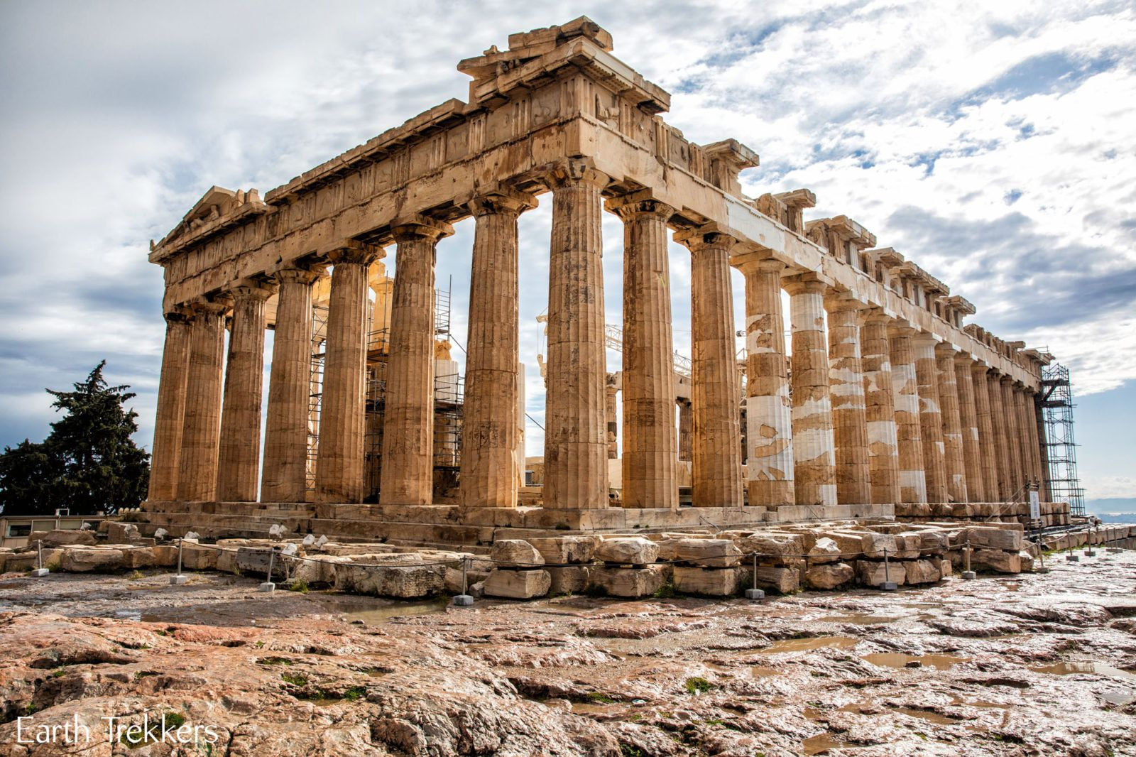 How to Visit the Parthenon