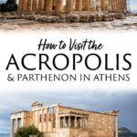How to Visit the Parthenon Acropolis Athens