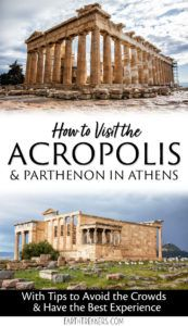 How to Visit the Parthenon Acropolis Athens