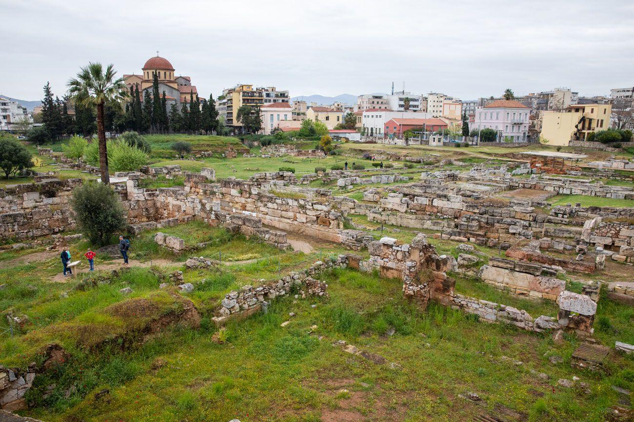 Kerameikos-Athens.jpg.optimal ▷ Atenas Bucket List: 20 mejores cosas que hacer en Atenas, Grecia
