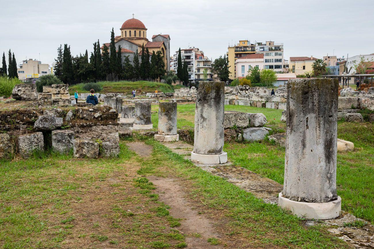 Kerameikos.jpg.optimal ▷ Atenas Bucket List: 20 mejores cosas que hacer en Atenas, Grecia